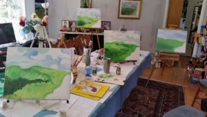 Painting class 2